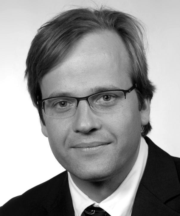 Rechtsanwalt<br/> Benedikt Volk