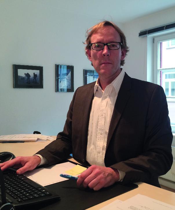 Rechtsanwalt<br/> Oliver Leuze