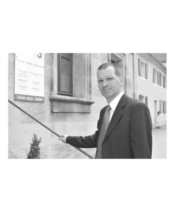 Rechtsanwalt und Mediator<br/> Christoph Hofmann-Rascu