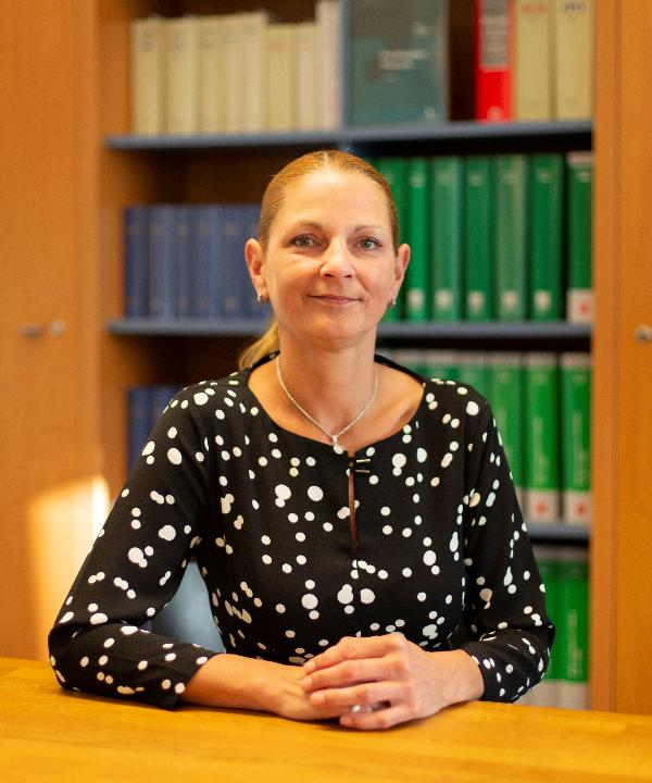 Rechtsanwältin und Mediatorin<br/> Sandra Sterzik