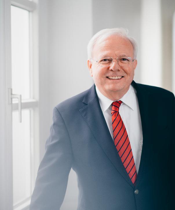 Rechtsanwalt<br/> Gottfried Busch