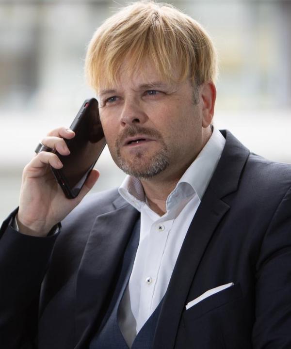 Rechtsanwalt<br/> Stefan Loske in Anstellung