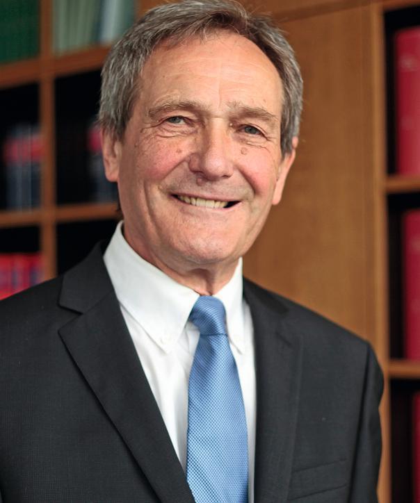 Rechtsanwalt<br/> Notar a.D. Otto Kläne