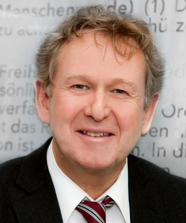 Rechtsanwalt<br/> Günter Vetter