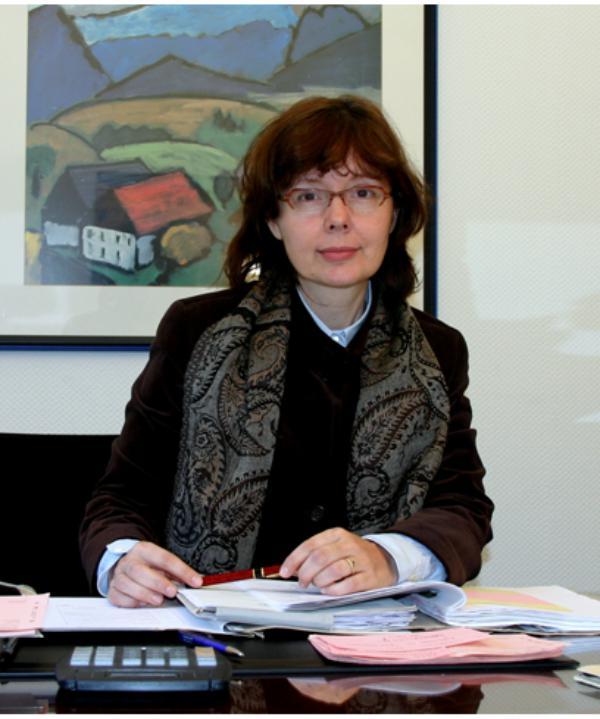 Rechtsanwältin<br/> Jutta Birkle