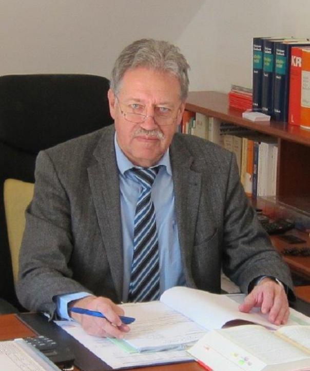 Rechtsanwalt<br/> Hans-Georg Dorfner
