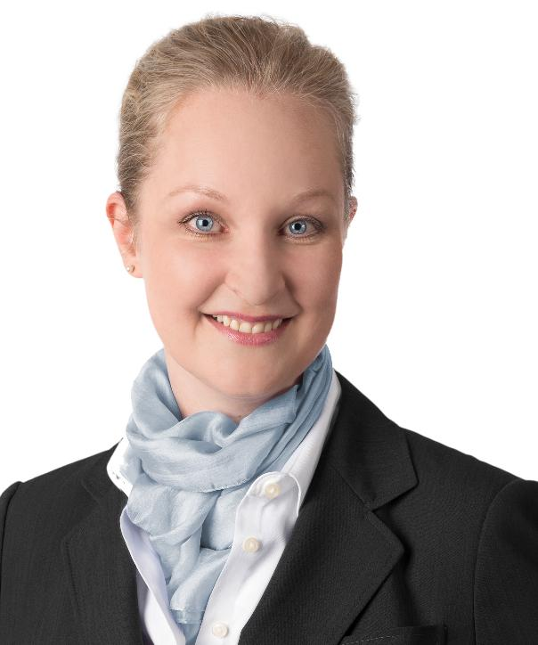 Rechtsanwältin<br/> Alexandra Breckwoldt