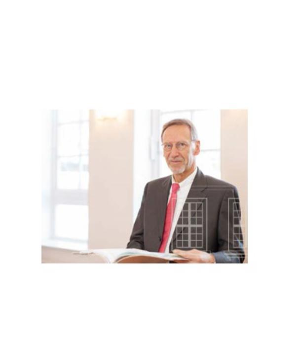 Rechtsanwalt und Notar<br/> Bernd Brahms