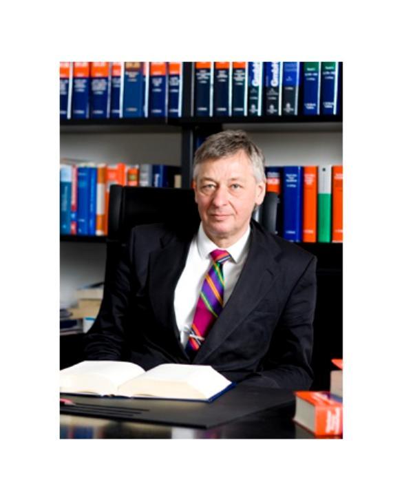 Rechtsanwalt und Notar<br/> Günter Weiser