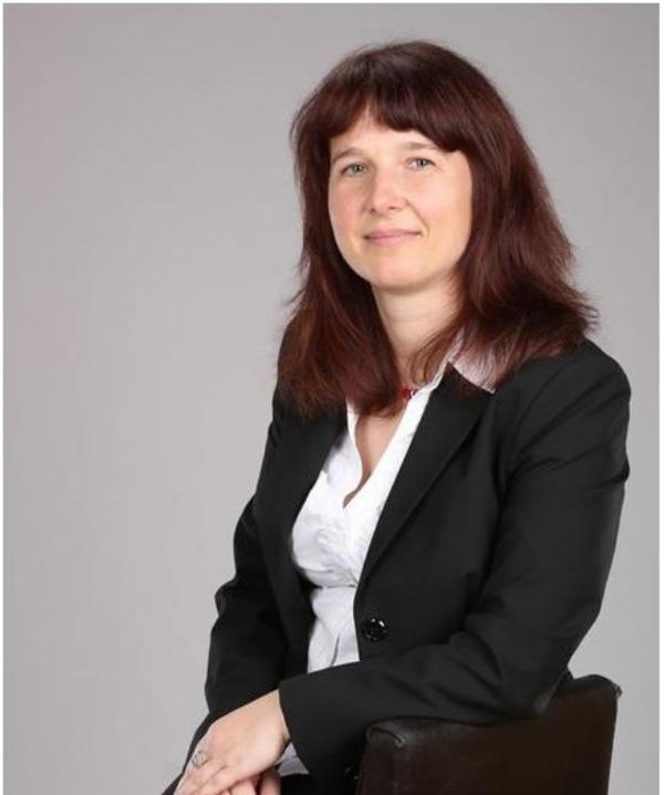 Rechtsanwältin<br/> Nadine Klopfer
