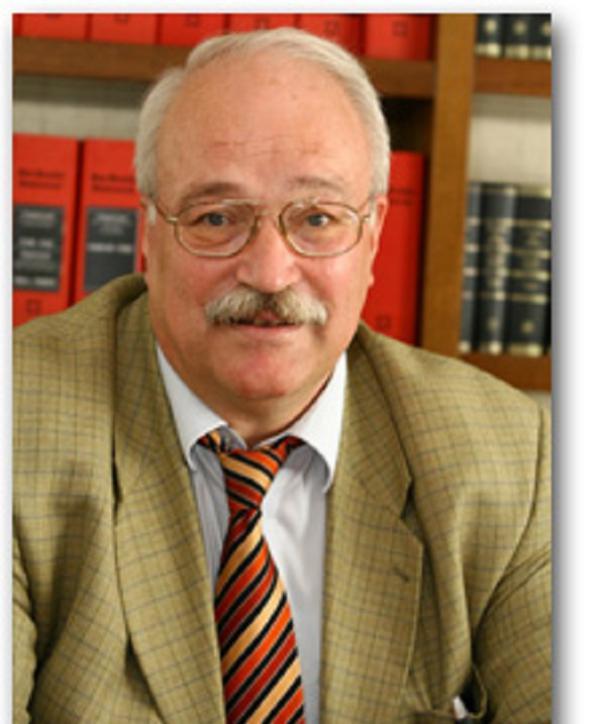 Rechtsanwalt und Notar<br/> Hans Otto Hoffmeyer