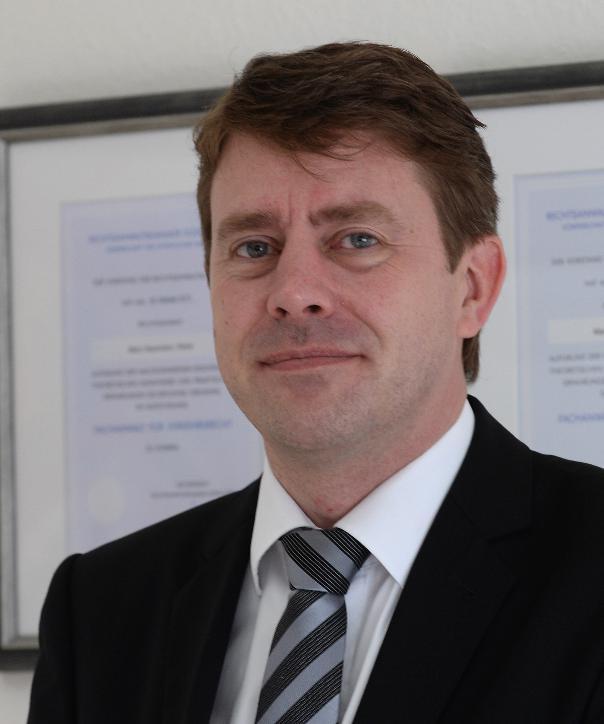 Rechtsanwalt<br/> Marc Hausmann