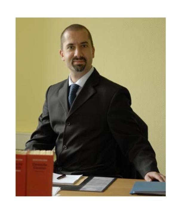 Rechtsanwalt<br/> Dr. jur. Heiko Tiegs
