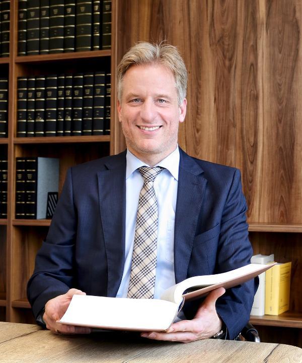 Rechtsanwalt<br/> Thorsten Vater