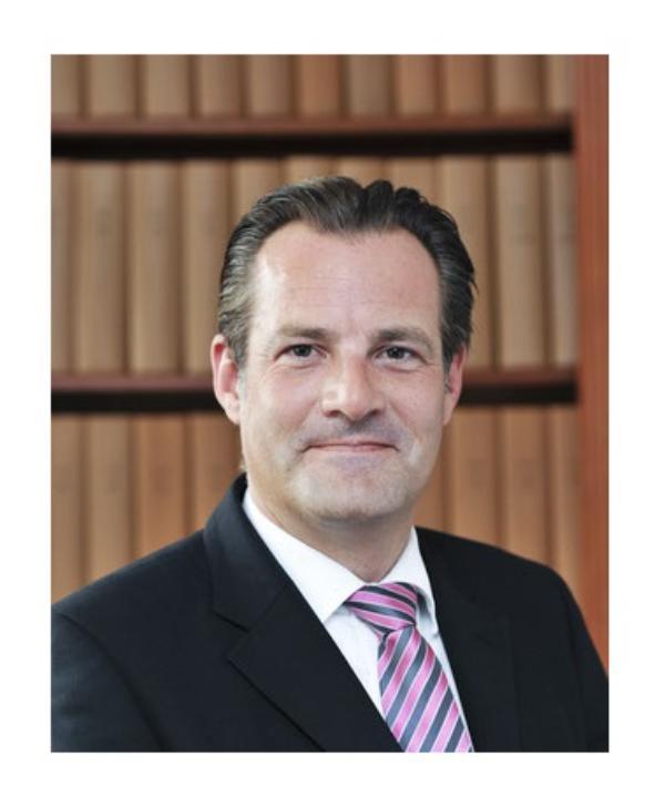 Rechtsanwalt<br/> Andreas Rüger