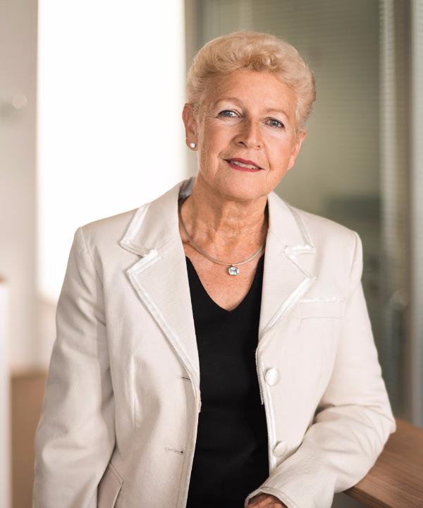 Rechtsanwältin<br/> Isolde Borsos