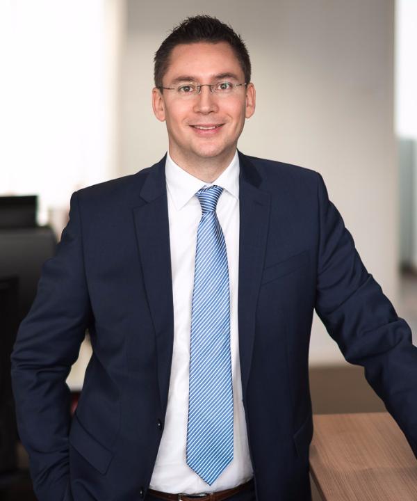 Rechtsanwalt<br/> Marc Sperrer, LL.M.
