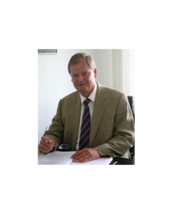 Rechtsanwalt und Notar<br/> Dr. Bernd Schröter