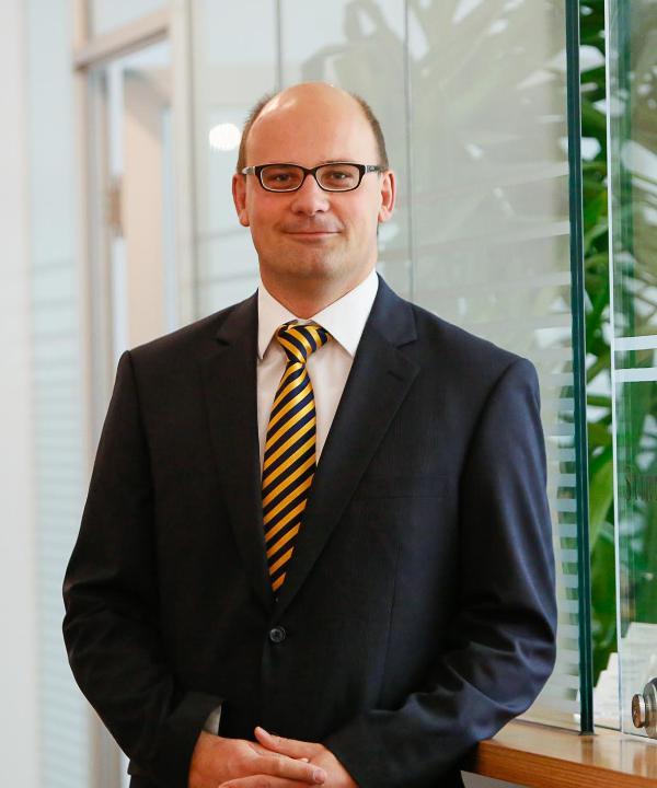 Rechtsanwalt<br/> Stefan Oschmann