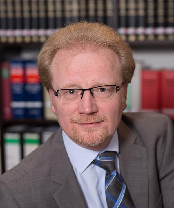 Rechtsanwalt<br/> Christian Fieberg