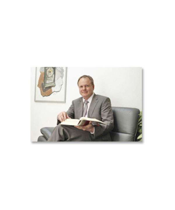 Rechtsanwalt<br/> Christoph Buck