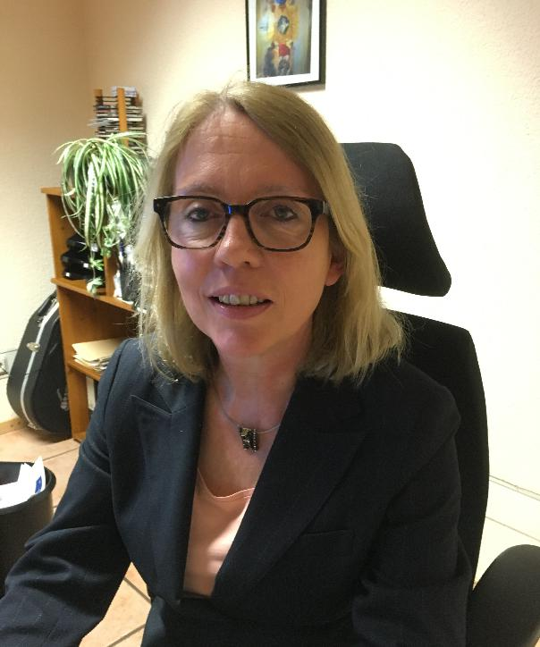 Rechtsanwältin<br/> Katharina Borrmann in Bürogemeinschaft