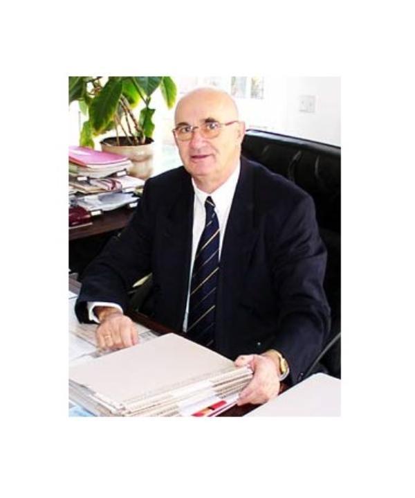 Rechtsanwalt<br/> Dr. jur. Dietrich Lenke