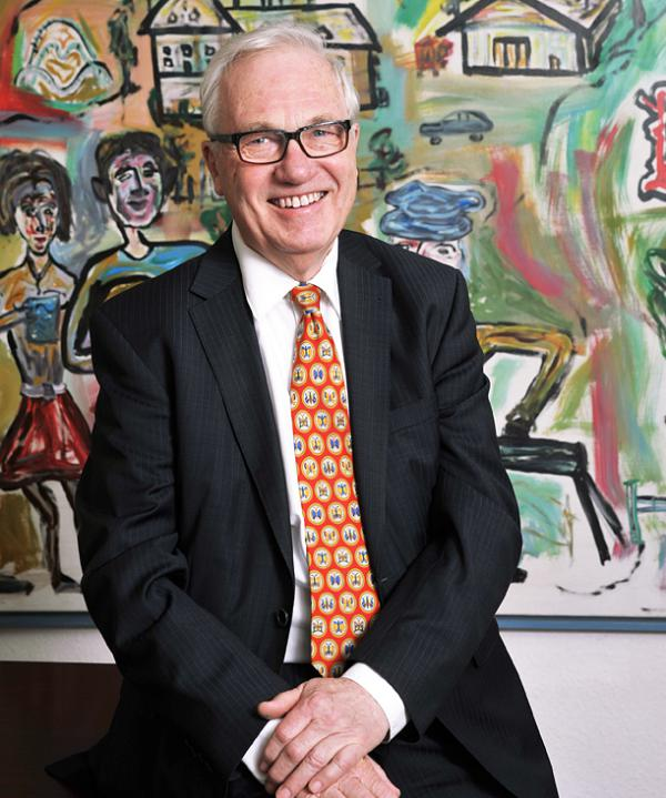 Rechtsanwalt und Mediator<br/> Klaus Thieme-Garmann