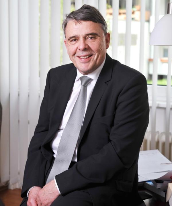 Rechtsanwalt und Mediator<br/> Heiner Spitzley
