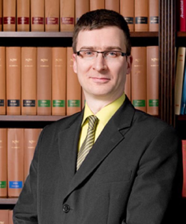 Rechtsanwalt<br/> Stefan Trebs
