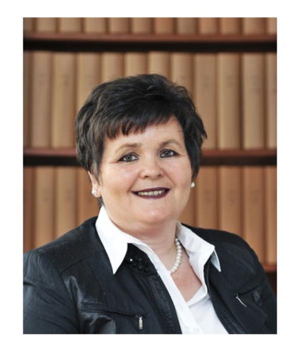 Rechtsanwältin<br/> Karla Keller