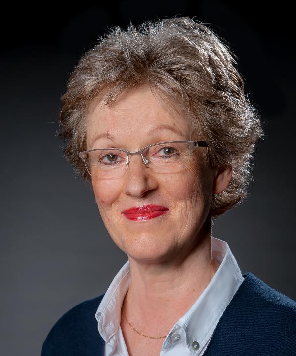 Rechtsanwältin<br/> Ulrike Nieding