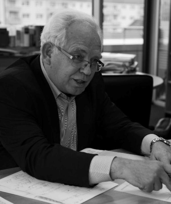 Rechtsanwalt und Mediator<br/> H. Heinz Funke