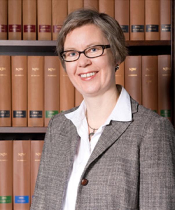 Rechtsanwältin<br/> Sabine Kuhlenkamp