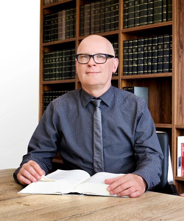 Rechtsanwalt<br/> Heiner Trugge