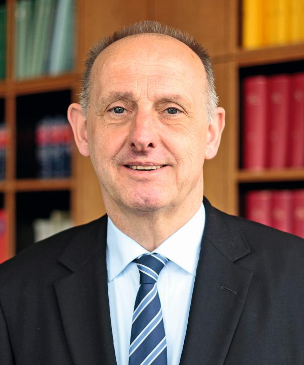 Rechtsanwalt<br/> Dr. Dietrich Meendermann