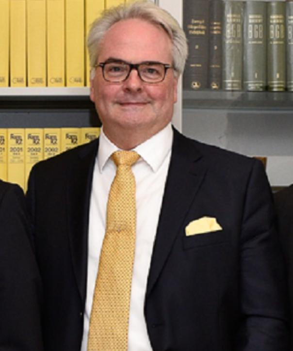 Rechtsanwalt und Notar<br/> Jörg Stein