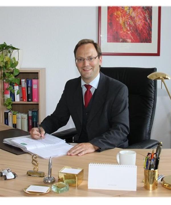 Rechtsanwalt und Mediator<br/> Dr. Kay-Oliver Goldmann