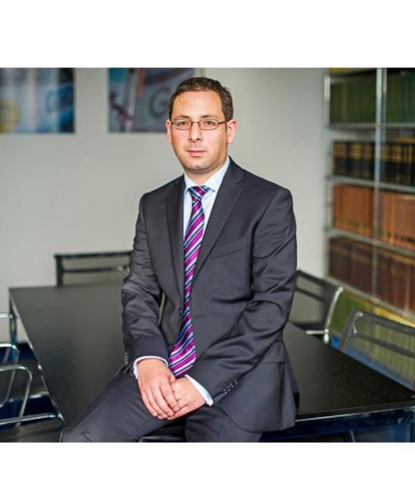 Rechtsanwalt<br/> Dr. jur. Marc Fornauf