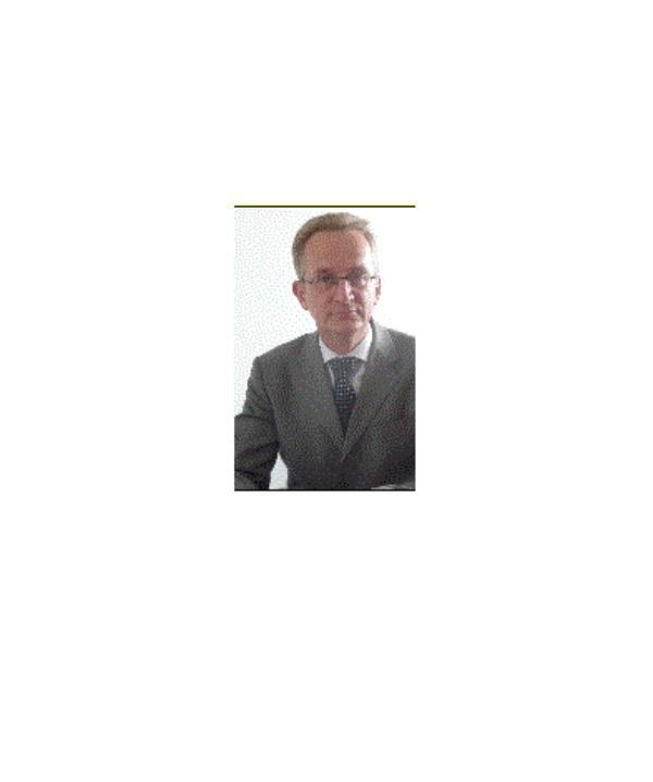 Rechtsanwalt<br/> Bernd Wuthenow