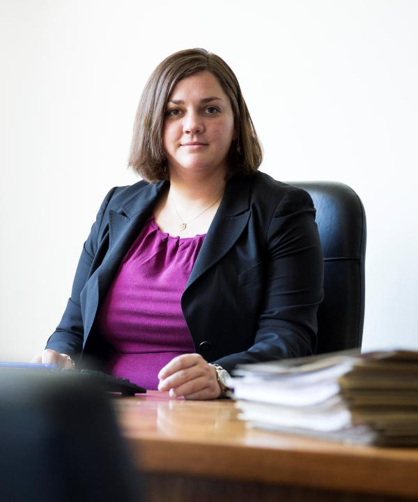 Rechtsanwältin<br/> Julia Kolbe
