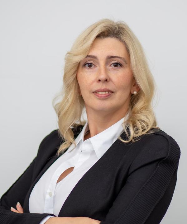 Rechtsanwältin<br/> Zoryana Koman