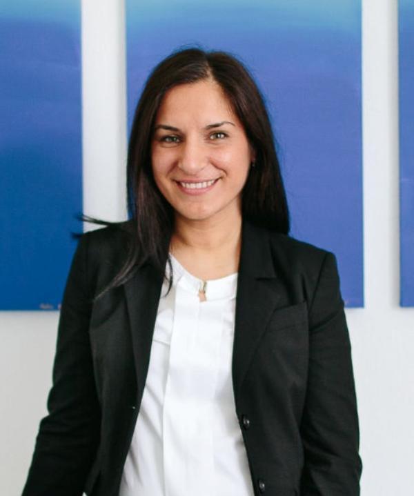 Rechtsanwältin<br/> Nefiye Alin-Ortaç