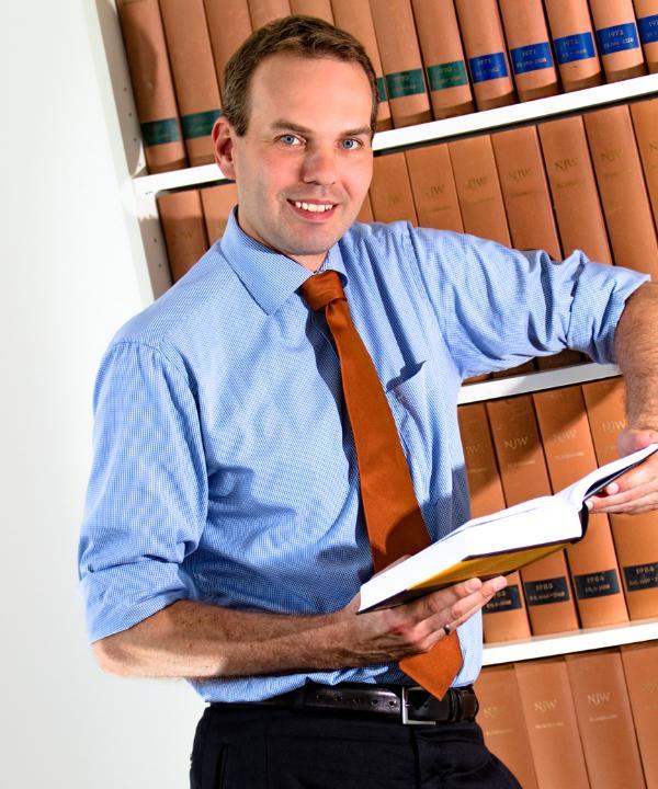 Rechtsanwalt<br/> Erik Huthmann