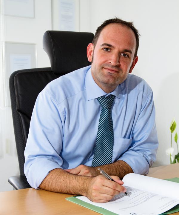 Rechtsanwalt<br/> Marc Weiß