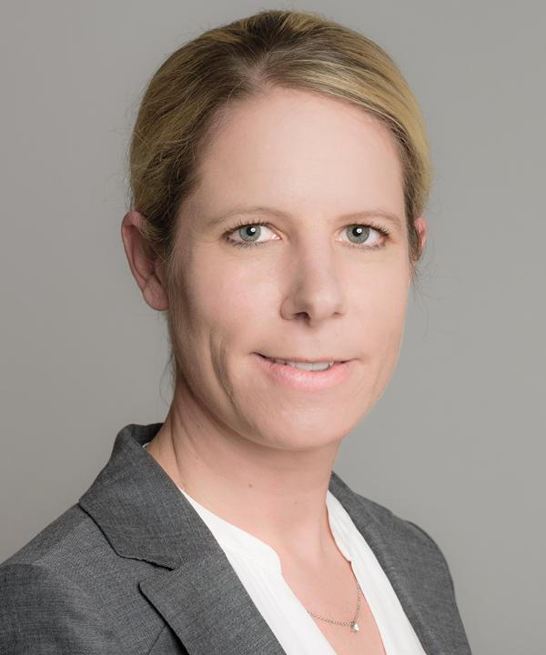 Rechtsanwältin<br/> Justine Brand