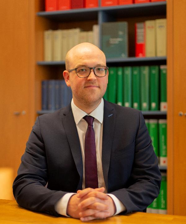 Rechtsanwalt<br/> Nils Sunderdieck