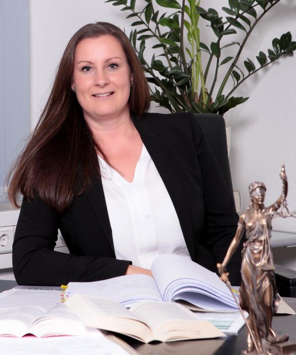 Rechtsanwältin<br/> Christina Brehmer