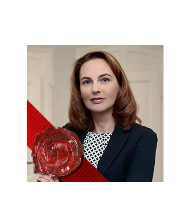 Rechtsanwältin und Notarin<br/> Raphaela Bastkowski in Bürogemeinschaft