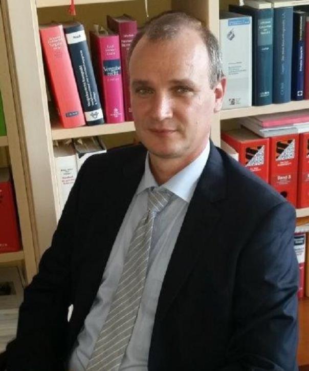 Rechtsanwalt<br/> Ronald Renner